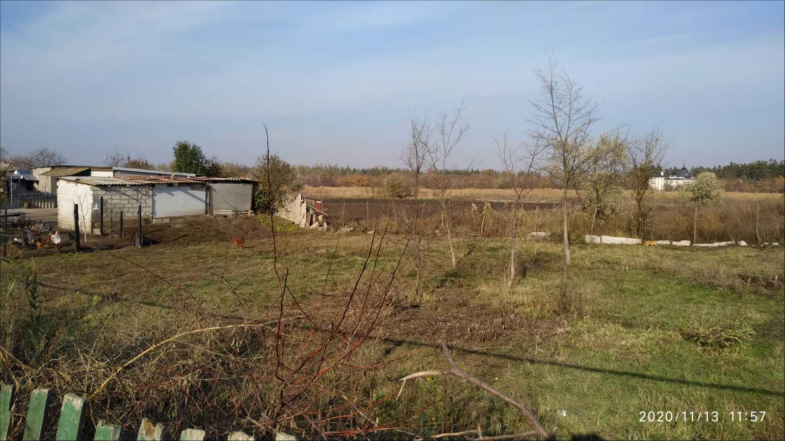 продам земельну ділянку в Піщанці
